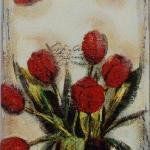 Tulipany-na-deseczce