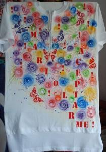 Malowanie koszulek i tkanin